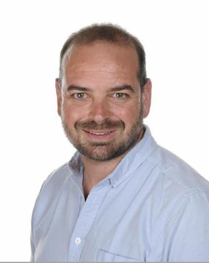Mr Bramley - Site Manager