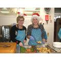 Headteacher Mrs Conner & Deputy Head Mrs King