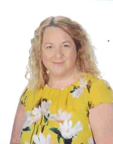 Mrs Nicky Slater - Admin Assistant