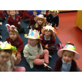 Some of our Morning Nursery children.