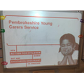 Presentation on life as a young carer