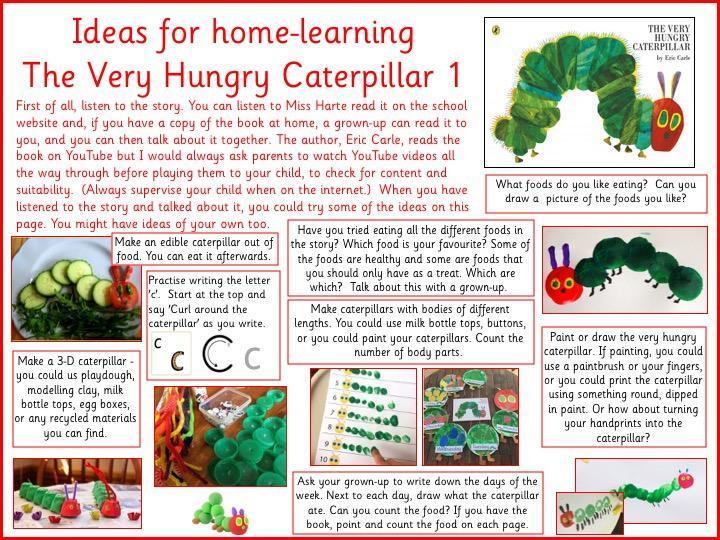 Caterpillar related activities