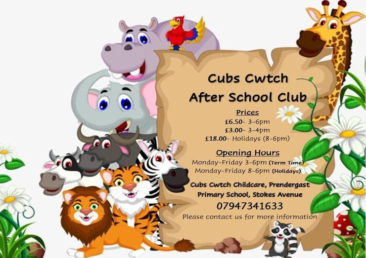 Cubs Cwtch information about prices