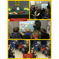 Crucial Crew raises children's safety awareness.