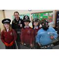 Year 4 with Dyfed Powys Police