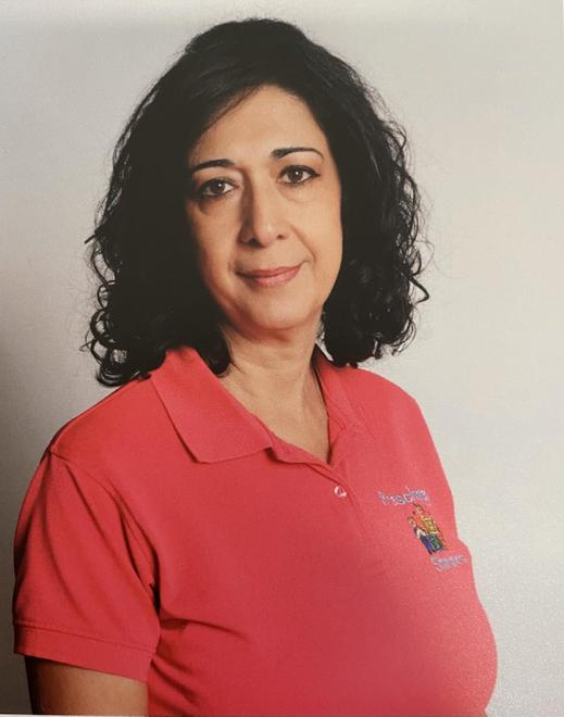 Maria Mohammadi Higher Level 4 Teaching Assistant