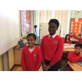 Tresia and Binhankuearem