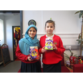 Winners of the Accelerated Reader Raffle