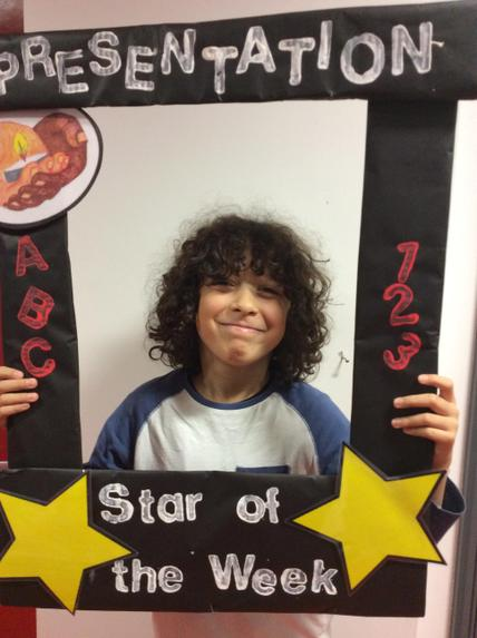 Star of the Week Tyreese