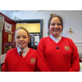 Our 2 Head Girls