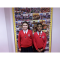 January Head Boy and Girl