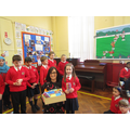 Winner of the the Ks 1 Maths competition