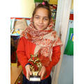 P5 February class Winner