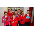 Winners of the Credit Union questions