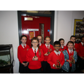 Accelerated reader winners and commended readers