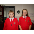 Head girl and Head boy for March 2017