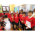 Accelerated Reader winners for March