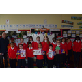 Eco school poster winners