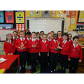 Best Class for  Accelerated Readers P4 Zebras