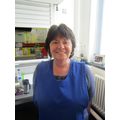 Cleaning staff: Mrs Eileen Garvey