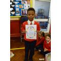 Principal's special award