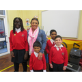 Mrs Marley thanked the pupils