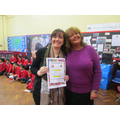 P2 had best attendance in December