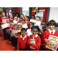 Stars of the week for 2 weeks