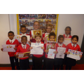 Stars of the week for the 25th of November