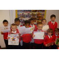 Stars of the week for the 18th of November