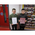 Awards for music exams
