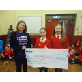 £450 raised for NI Hospice Children charity