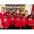 Our first prefects of the year