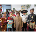 P1 to P4 Fantastic home made costumes