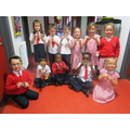 P1 Little Deers medal winners