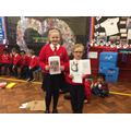 Christmas card winners