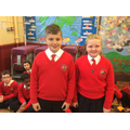 Our First Head Girl and Boy