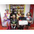 Ks 2 winners of homemade superhero costumes