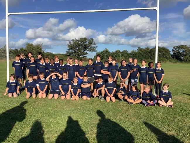 Team Preston Primary 🏃🏻♂️