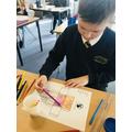 Designing a fairtrade box