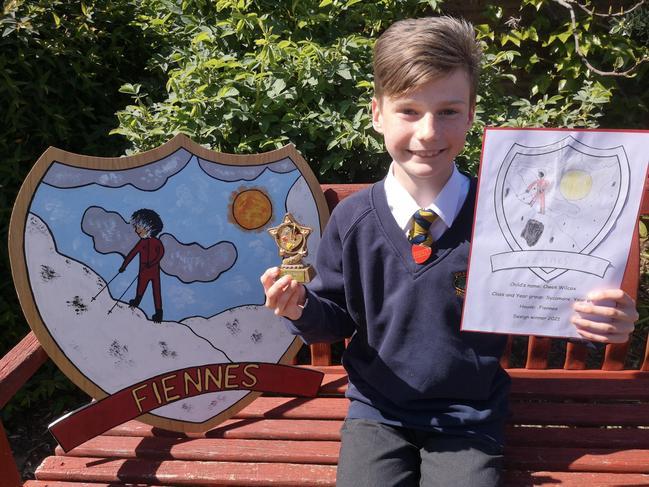Owen (Year 6) - Fiennes