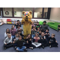 Pudsey Visits Elm Class