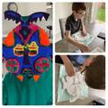 Topic work - Mayan masks