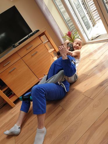 Brazilian Jujitsu and the importance of self discipline