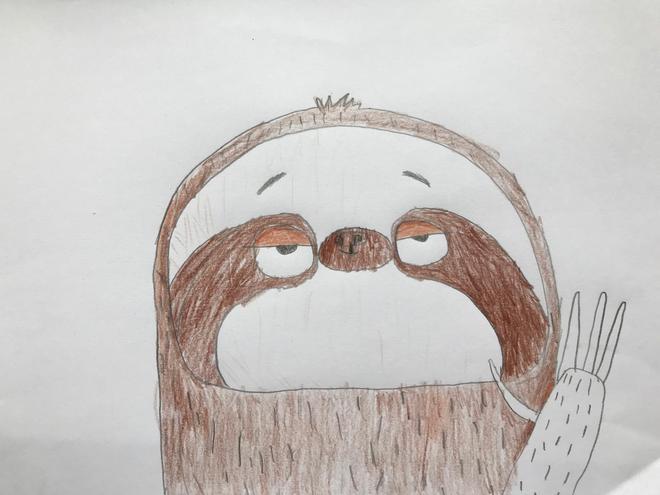 Sloth by Sam