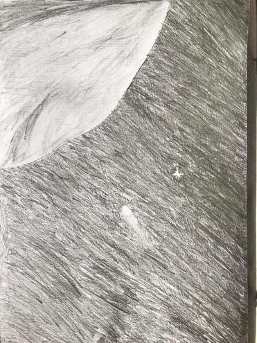 'Moon' by Sam