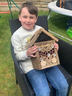How to design and make a Bug house