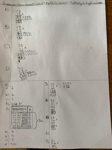 multiplying by 2 digit numbers_Lenny