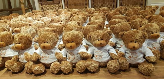 Preston 'Buddy' Bear