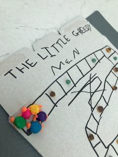 Scarlett's Little Greedy Men game